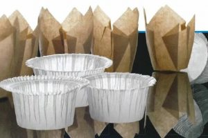 Inmaco baking cups & tulip wraps