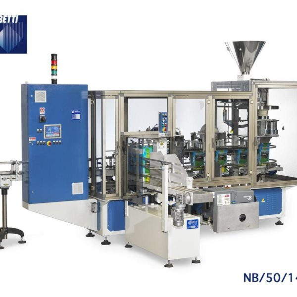 Market Leading Vertical Cartoners from Betti Macchine