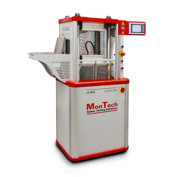 MonTech laboratory rubber press