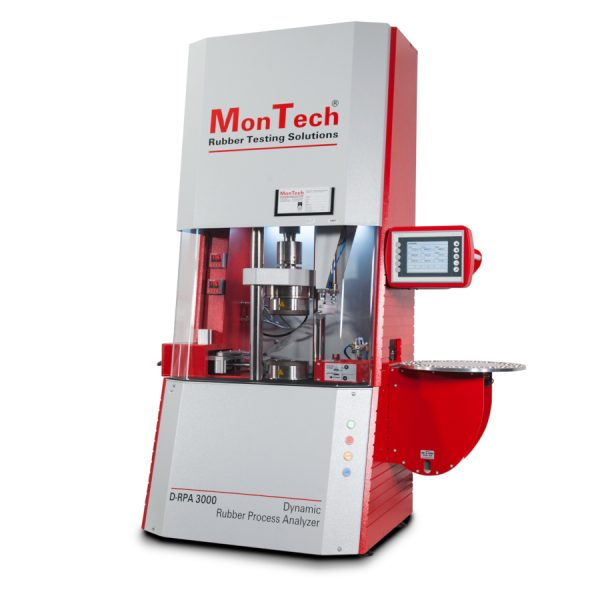 MonTech RPA rubber testing